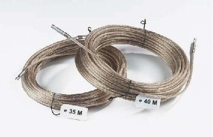 Câble tire acier 35 ou 40 m ou sur mesure