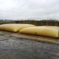 Citerne souple pour le stockage des effluents pour l'élevage