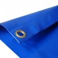 Bâche brute vendue au mètre, du 650 au 1400g/m², différentes couleurs sont disponibles.