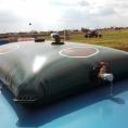 Citerne souple de transport d'eau